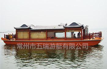 14米画舫船