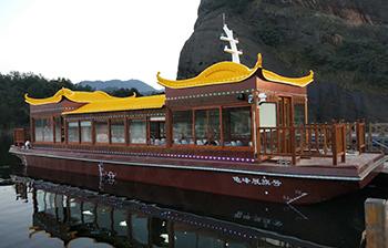 16.75米画舫船