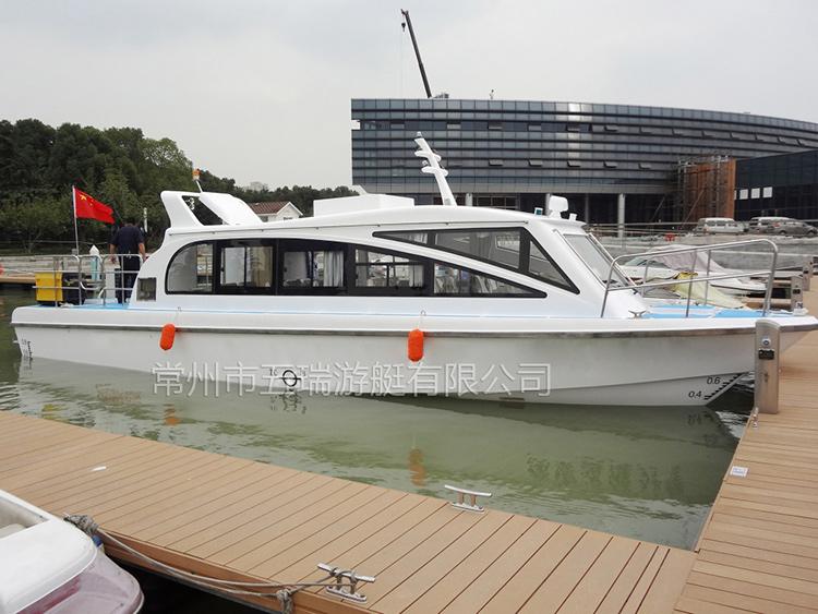 1360观光船